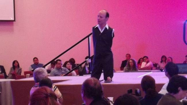 Conferencista juvenil: TEC de Guadarajara