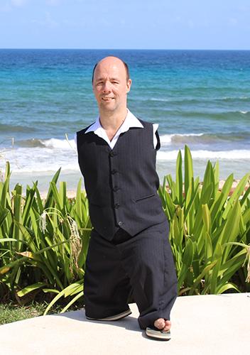 Gabriel Nájera: Conferencista motivacional