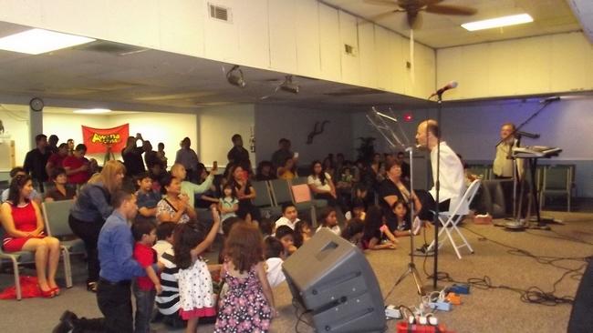 Conferencia: Houston Iglesia